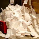 Ein sinnloser Papierberg