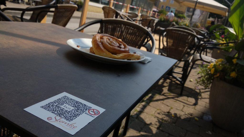 Café Stemke - Außengastronomie